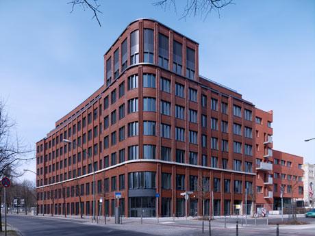 Die Friedrich-Ebert-Stiftung in Berlin