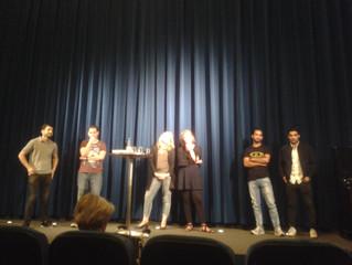 Premiere in Potsdam
