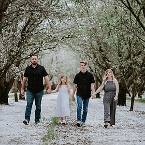 Jeff, Amanda, Logan & Emma