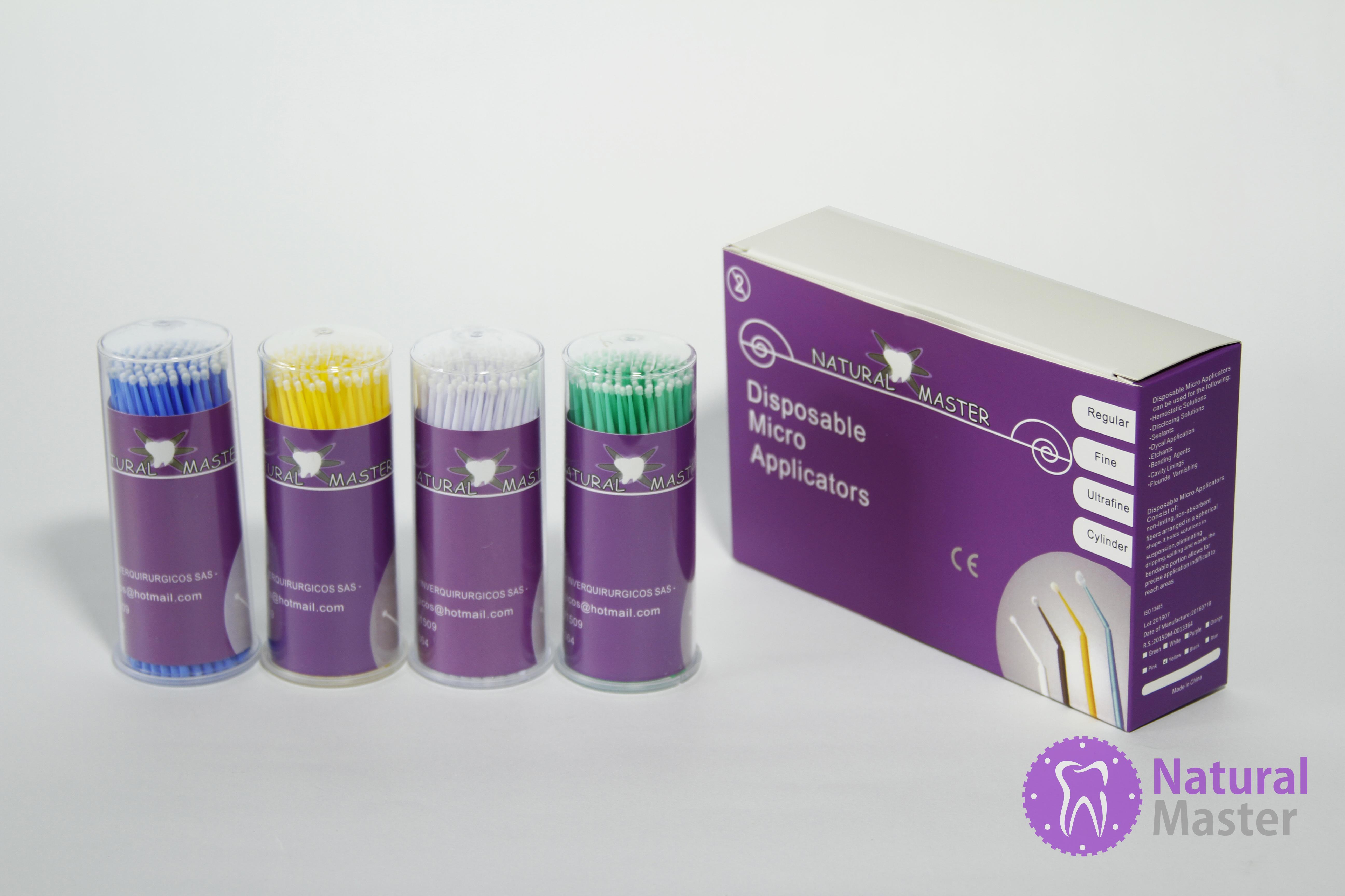 Microbrush_-Microaplicadores_Tamaños_S_M_L