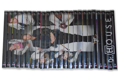 DVD Dr House 24 épisodes