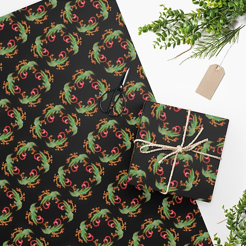 Fantastical Birds Wrapping Paper
