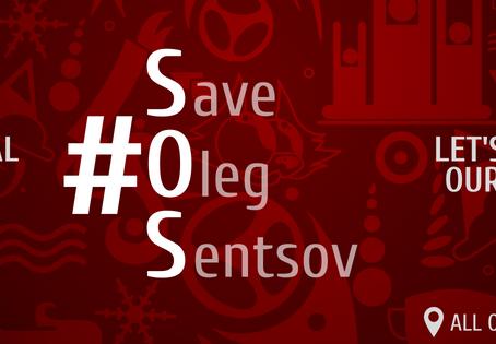 #SaveOlegSenstov: Одеса приєднається до глобальної акції