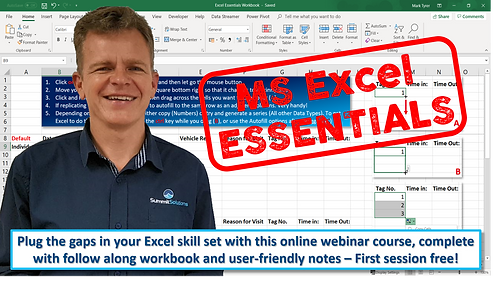 Webinaar 03 - Excel Essentials- Graphic.