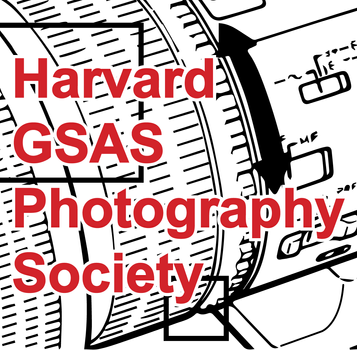Harvard GSAS Photo Society Logo, 2018