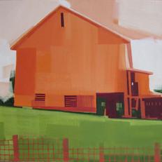 """Waynesville #2 – oil on canvas – 16"""" x 20"""" – $875"""