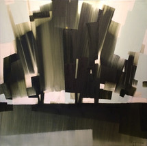 "Striking Spring – oil on canvas – 40"" x 40"" – $3,950"