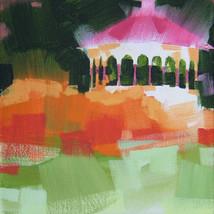 "Eden Park #1 – oil on canvas – 11"" x 14"""