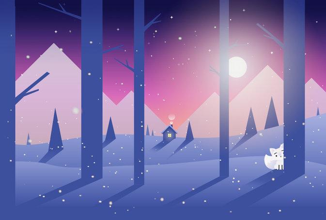 The Snowfox