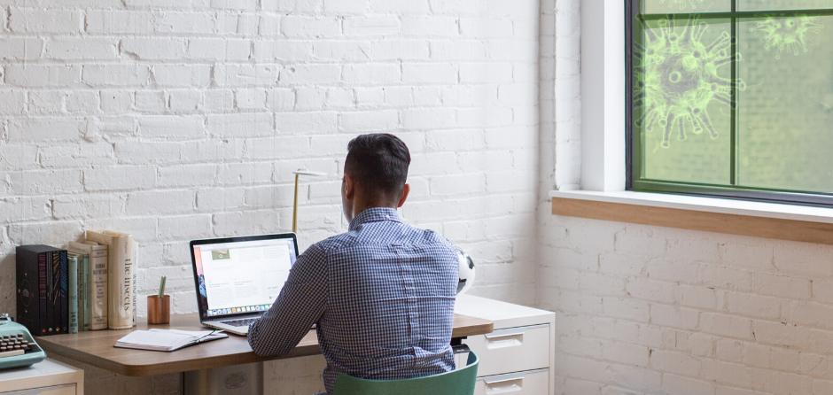 Home Working tendência e continuidade para o trabalho