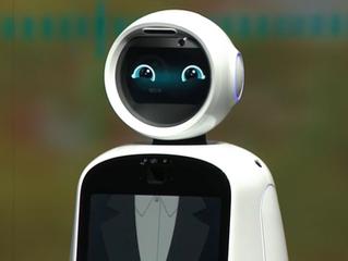 Nossos novos amigos... os robôs!