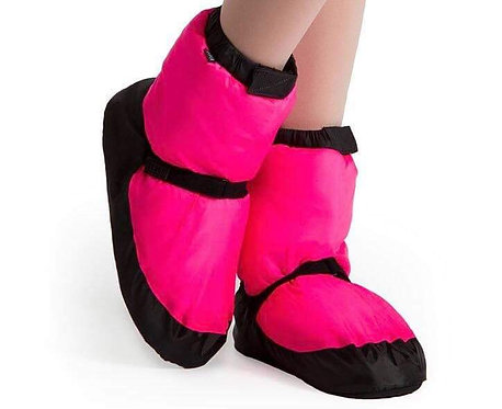 Adult  Bloch warm up boots