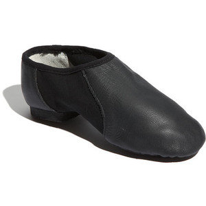 Neo Flex split sole Jazz shoe black / tan