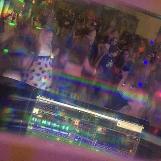 Ain't no school disco like a TMW Disco!!