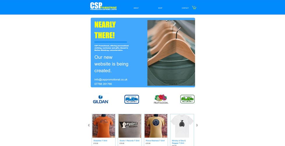 CSP Promotional