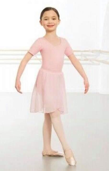 "Baby/Junior  Ballet Skirt sizes 18""/20"" and 22""/24"""