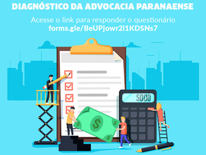 OAB Paraná lança pesquisa para conhecer perfil da advocacia