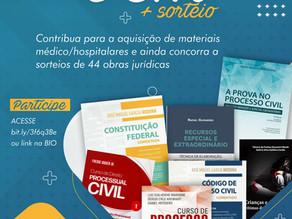 PARTICIPE DA CAMPANHA CAMPANHA DO BEM E AINDA CONCORRA A SORTEIOS DE LIVROS