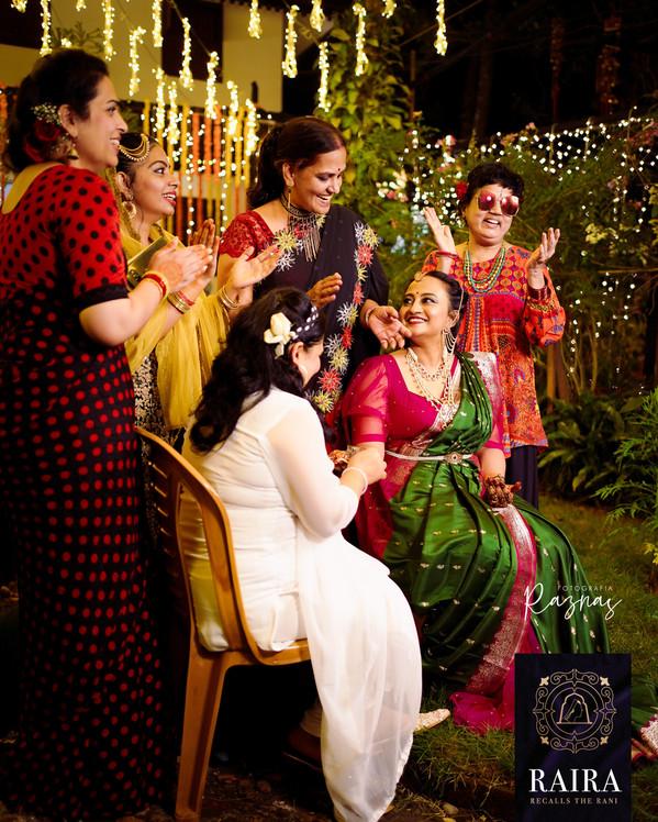 Bride Sithara