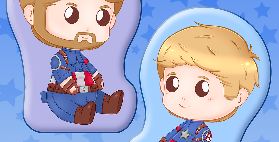 Steve Plush Pillow Preorder