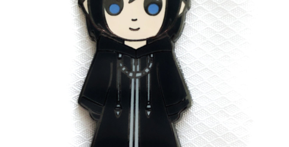 Xion Hard Enamel Pin