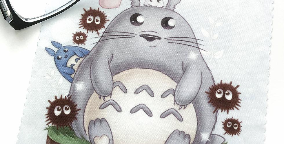 Totoro Micro-fibber Wipe
