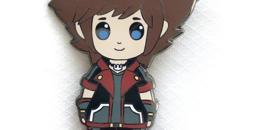 Sora Hard Enamel Pin