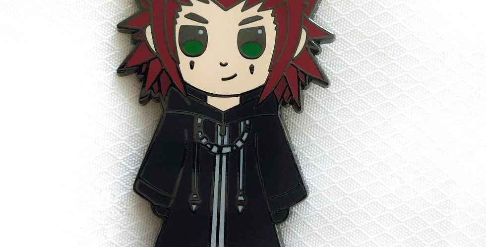 Axel Hard Enamel Pin