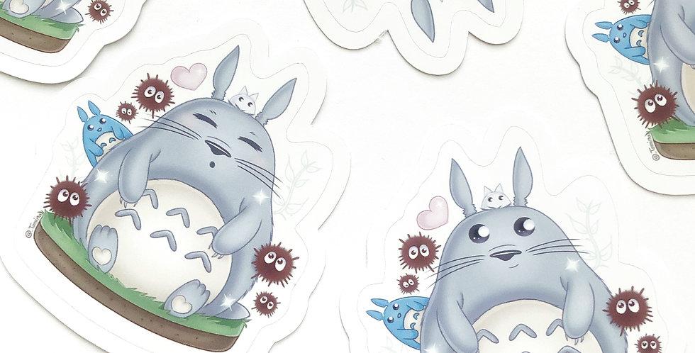 Totoro Sticker Set