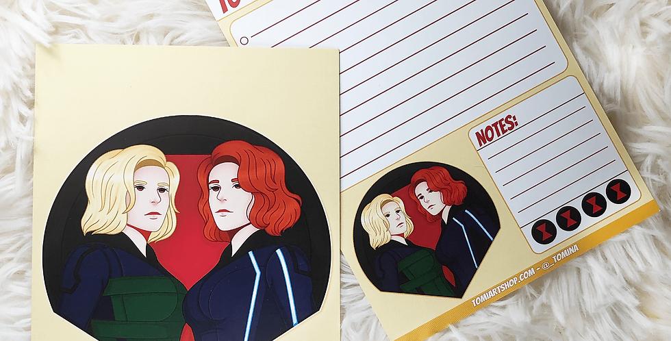 Natasha Art Print (NOV)