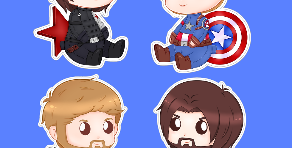 Stucky Stickers