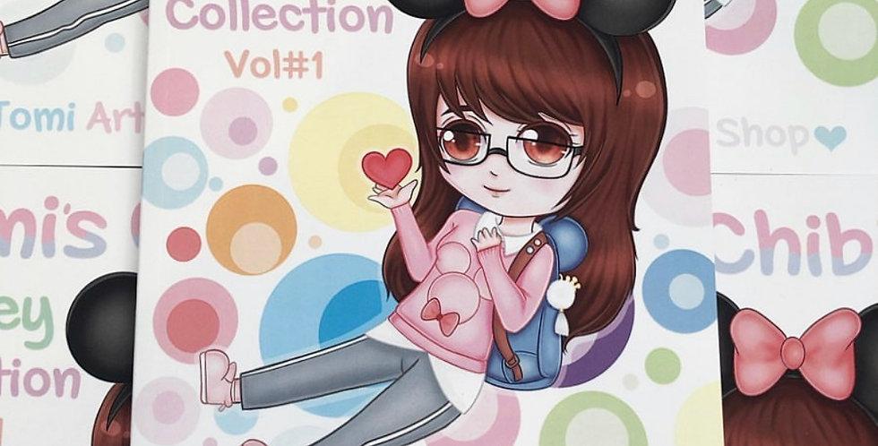 Disney Collection V1 Art Book
