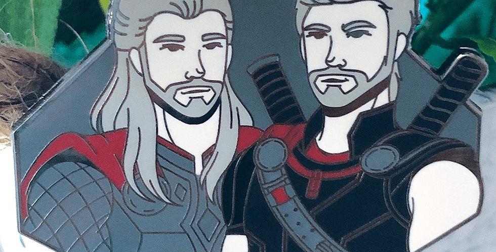 Thor - B&W (DEC)