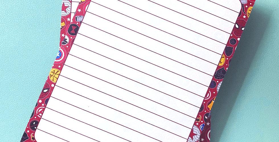 Marvel Notepad
