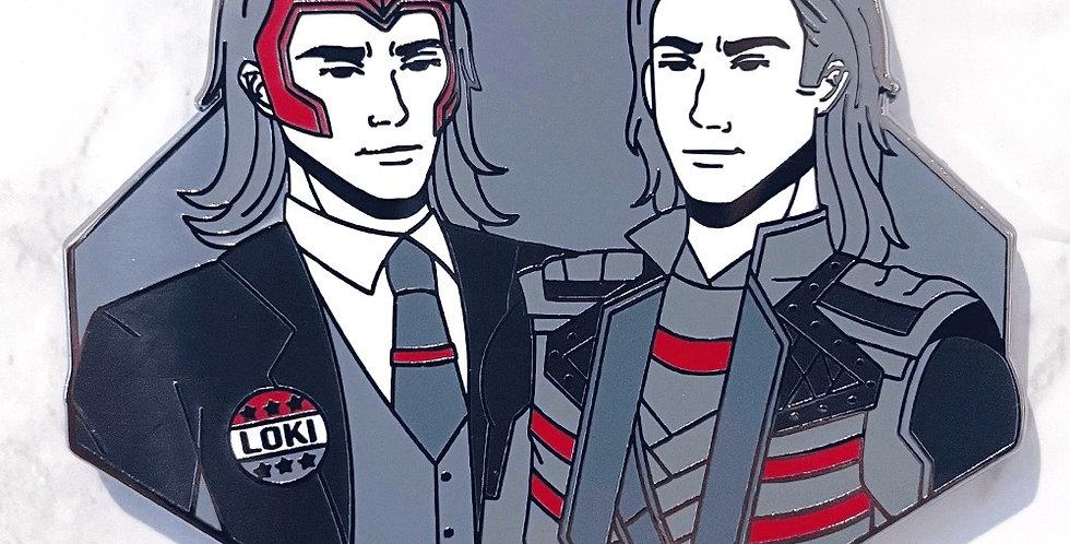 Loki- B&W (FEB)