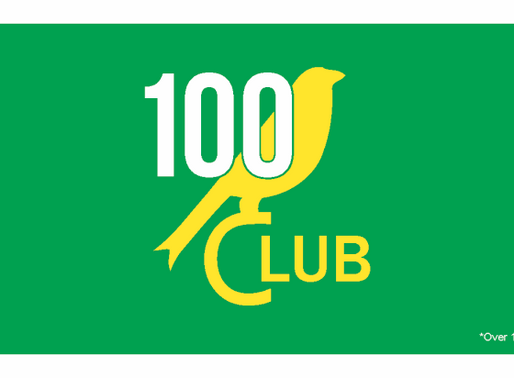 100 Club January Draw