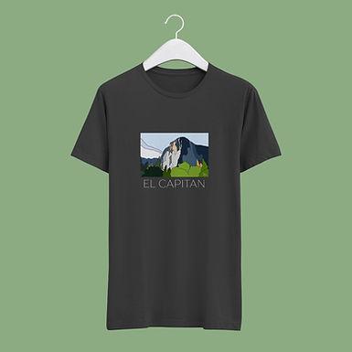 El Capitan Graphic T-shirt V1