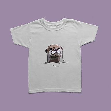 Kids Otter T-shirt