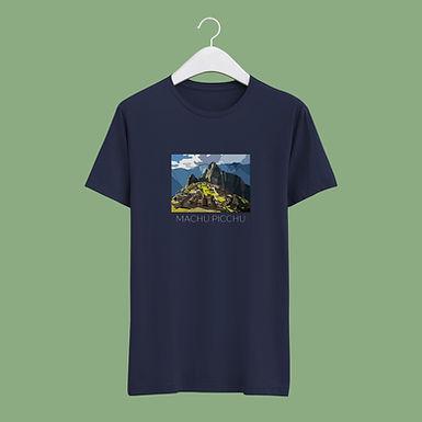 Machu Picchu Graphic T-shirt