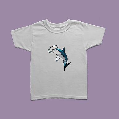 Kids Hammerhead Shark T-shirt
