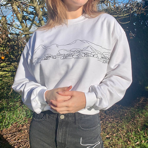 Savannah Landscape Sweatshirt/Jumper