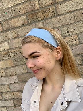 Denim Offcut Headband