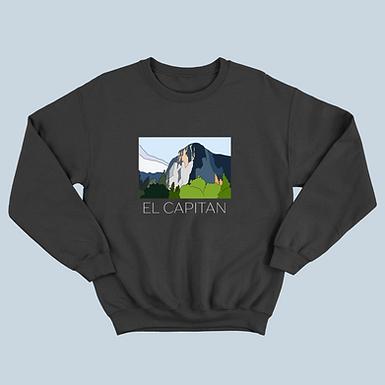 El Capitan V1 Sweatshirt/Jumper