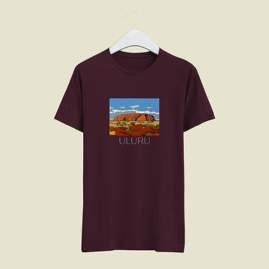 Uluru Graphic T-shirt