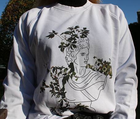 Greek Statue Sweatshirt/Jumper
