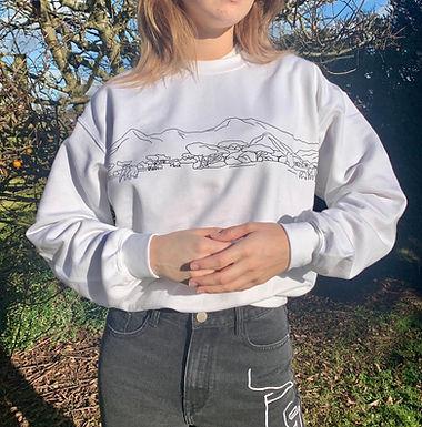 Savannah Landscape Sweatshirt/Jumper