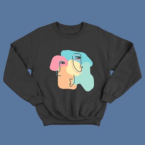Abstract V2 Sweatshirt/Jumper
