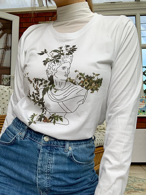 Greek Statue Long Sleeve