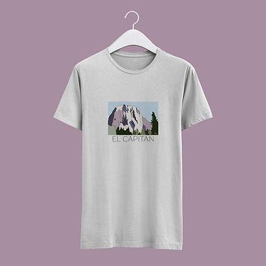 El Capitan Graphic T-shirt V2