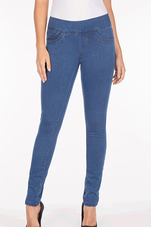 FDJ - Pull-on slim leg jegging